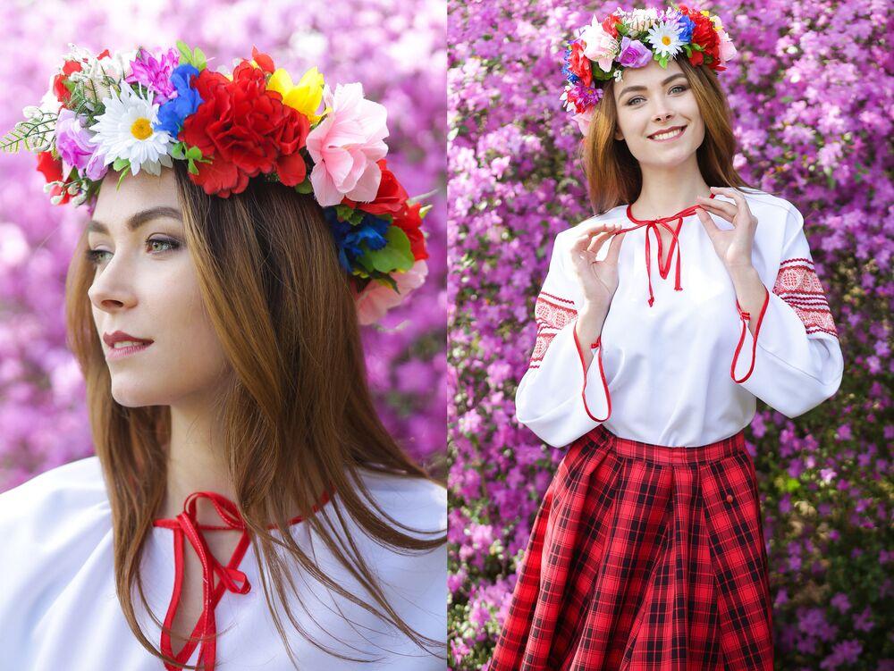 المشاركات في مسابقة جمال ملكة ربيع بيلاروسيا - يليزافيتا سفياتوغور