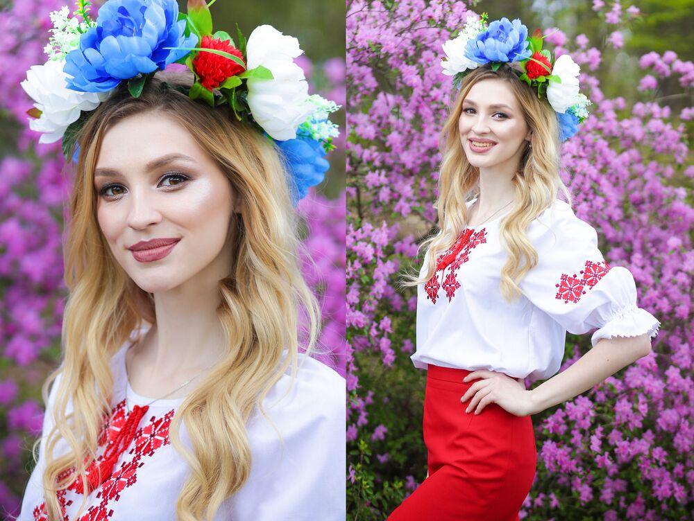 المشاركات في مسابقة جمال ملكة ربيع بيلاروسيا - لوبوف غرينكيفيتش