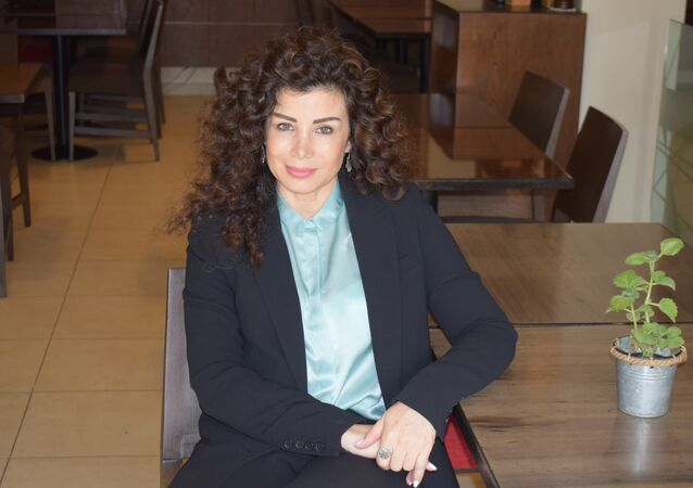 الصحافية اللبنانية جمانة حداد