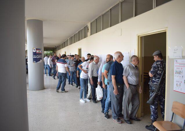 الانتخابات النيابية اللبنانية