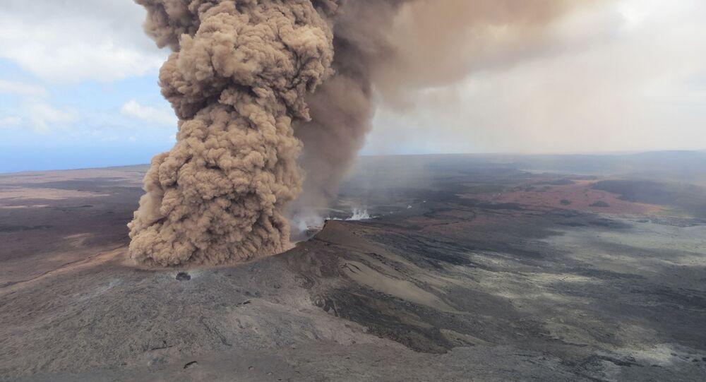 زلزال بقوة 6.9 درجة يضرب هاواي