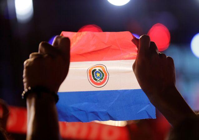 علم باراغواي