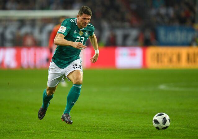 ماريو غوميز لاعب منتخب ألمانيا