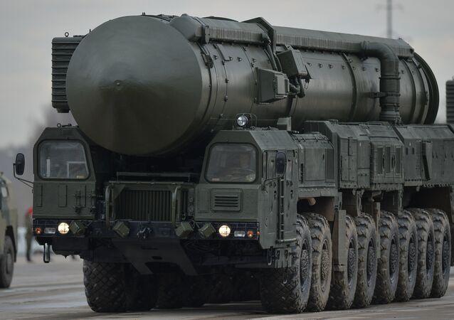 الصواريخ البالستية