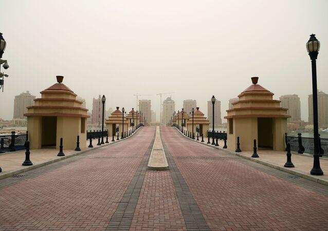 لؤلؤة قطر في الدوحة