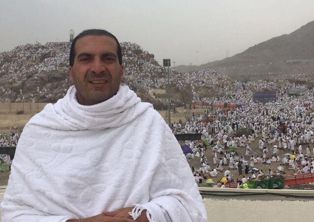 الداعية الإسلامي عمرو خالد