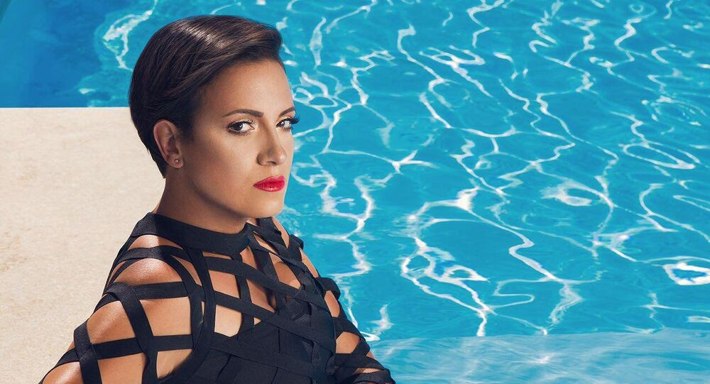 الممثلة المصرية ريهام عبد الغفور