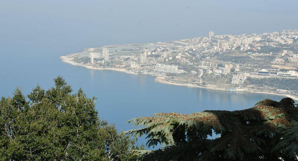 بحر لبنان