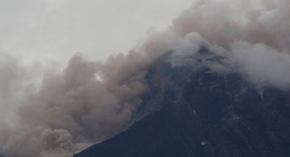 بركان غواتيمالا