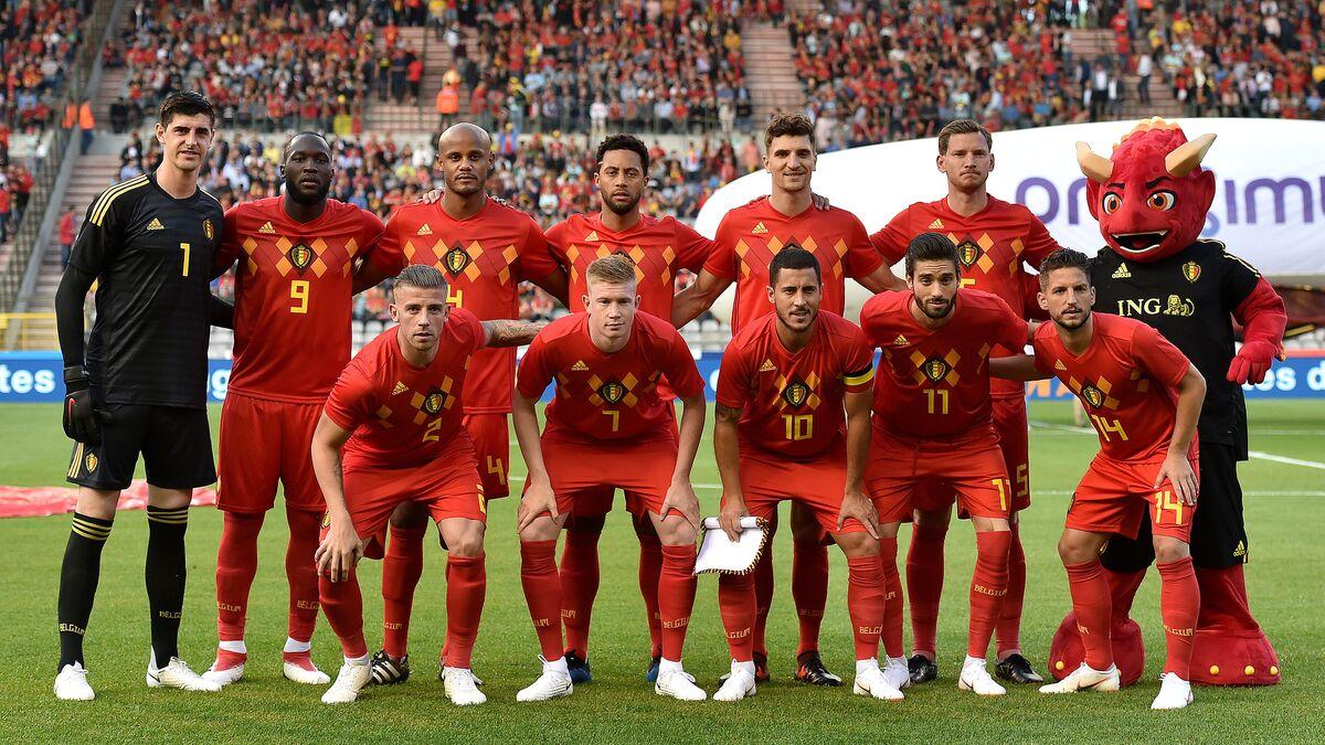 قائمة بلجيكا النهائية لكأس العالم Sputnik Arabic