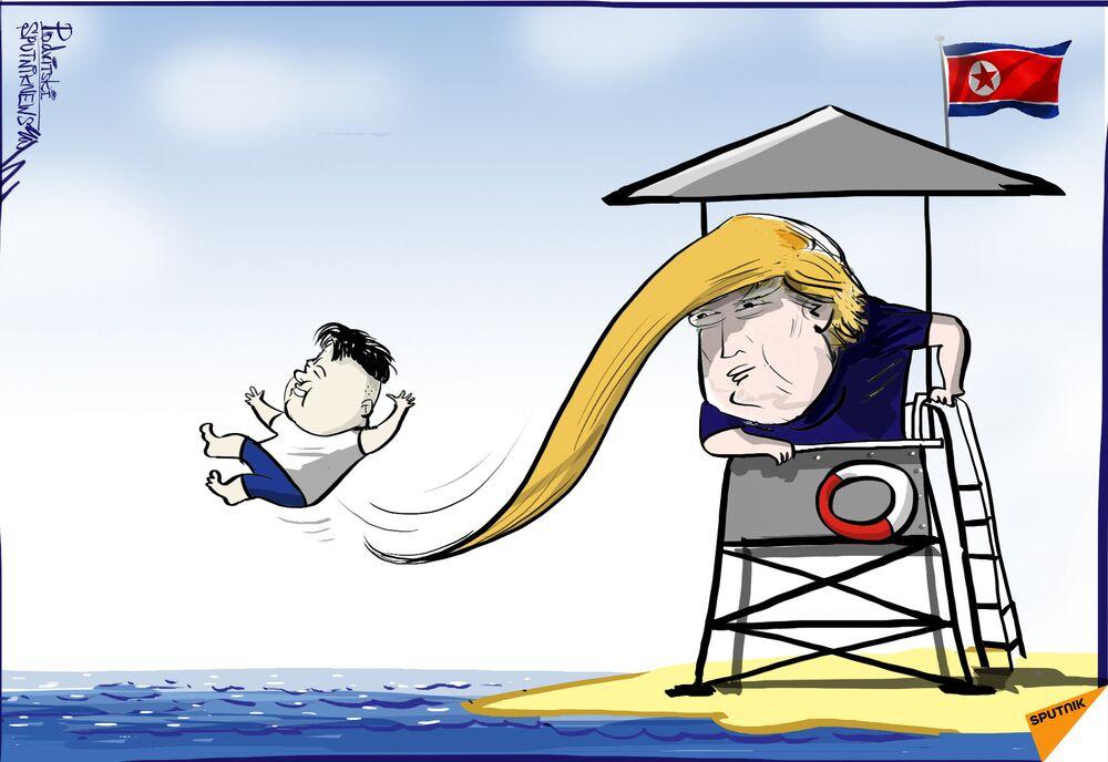 نزع النووي مقابل سياحة