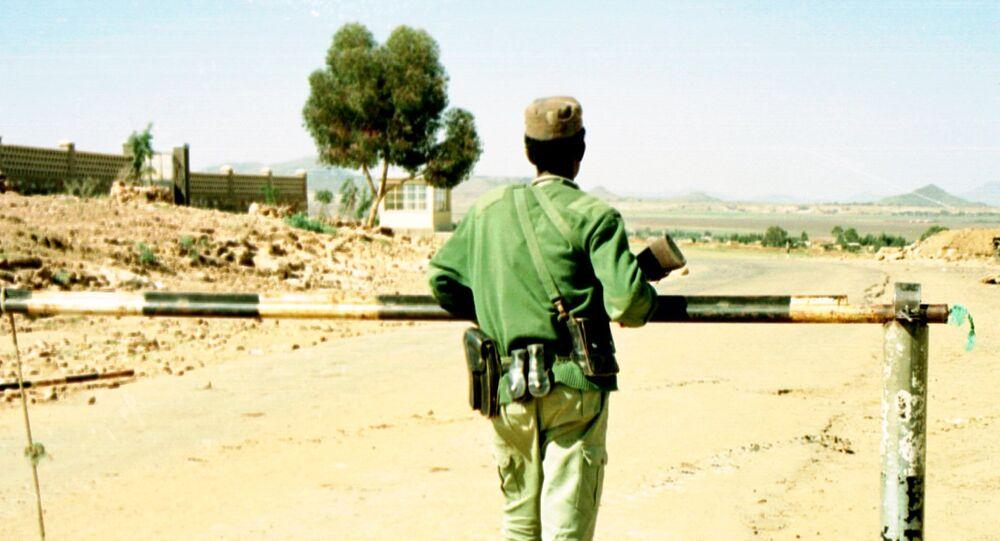 قوات إريترية