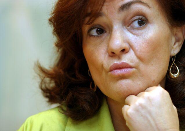 وزيرة الثقافة في الحكومة الإسبانية