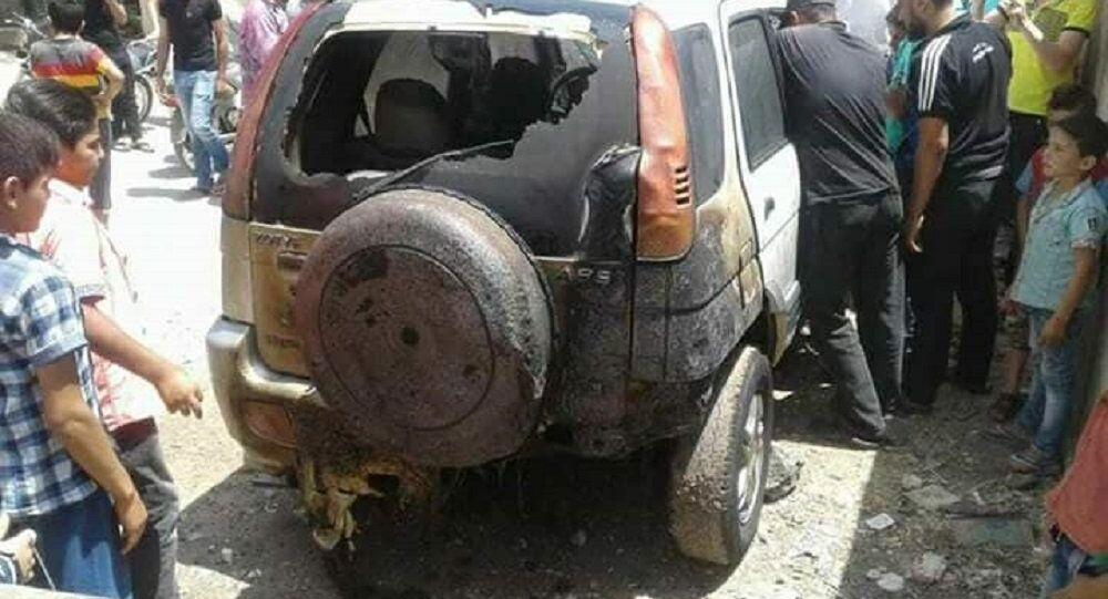 اغتيالات بحض لجان المصالحة في مدينة درعا جنوبي سوريا