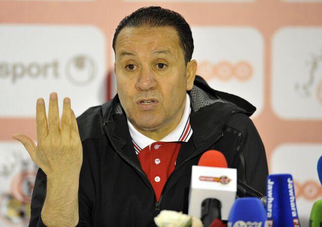 مدرب منتخب تونس نبيل معلول