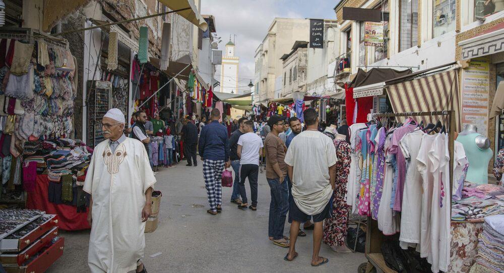 الأسواق في المغرب