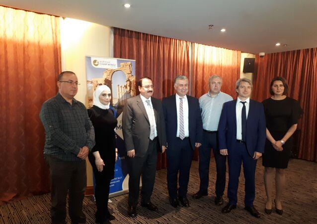 تعاون روسي سوري جديد