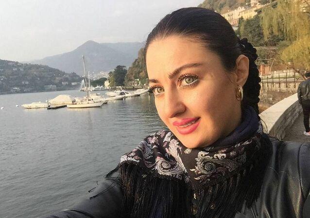 الراقصة الأرمينية صوفينار