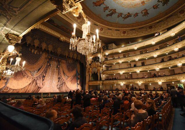 مسرح ماريينسكي الروسي