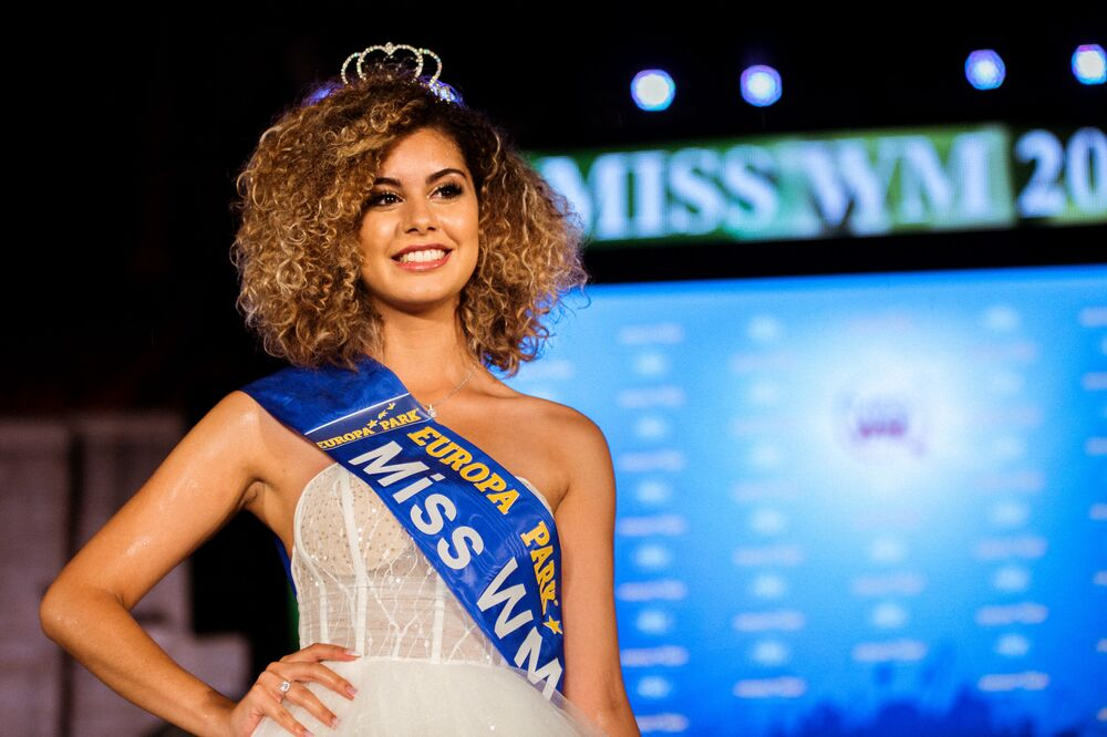 مسابقة ملكة جمال المونديال 2018 في ألمانيا