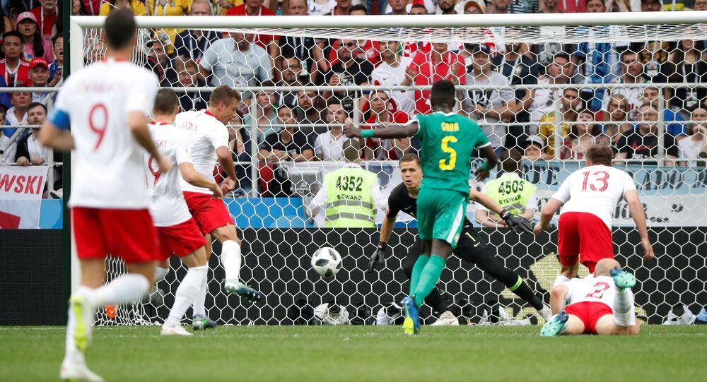 مباراة السنغال وبولندا