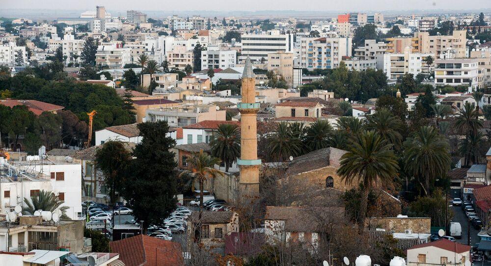 نيقوسيا في قبرص