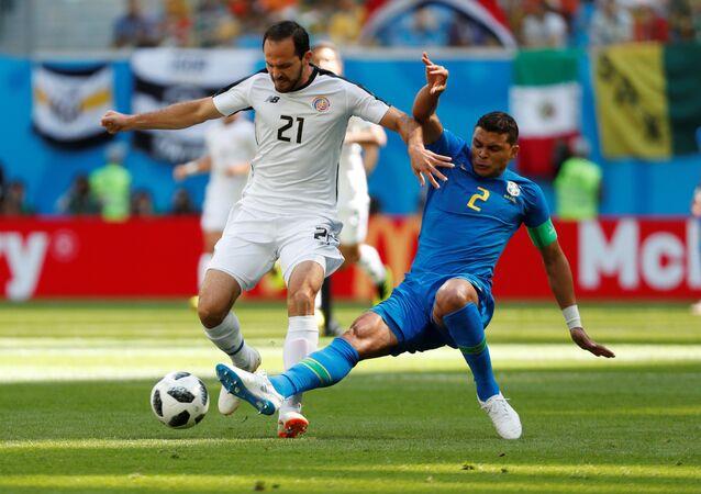 مباراة البرازيل وكوستاريكا في إطار كأس العالم