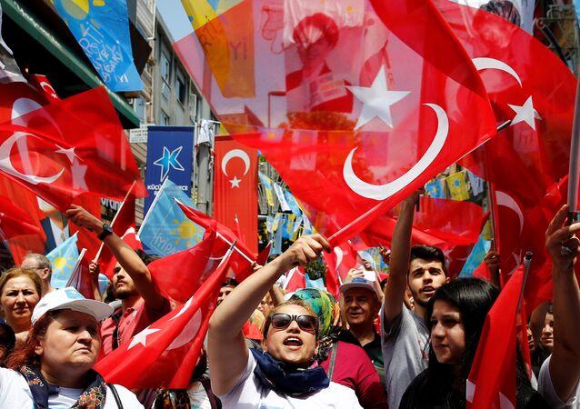 الانتخابات التركية