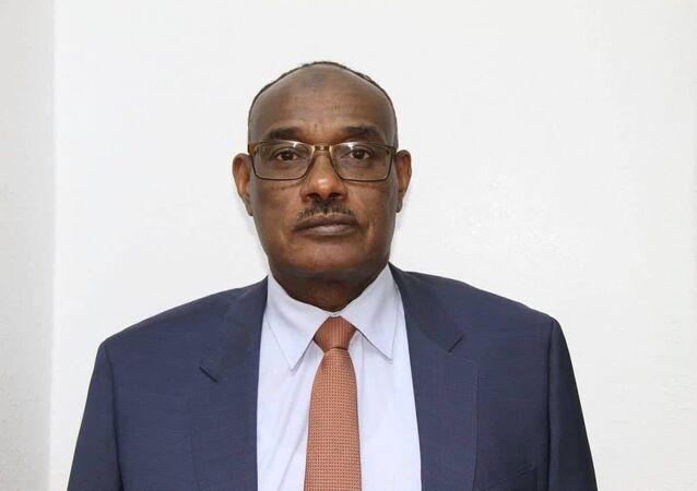 وزير خارجية السودان الدرديري محمد