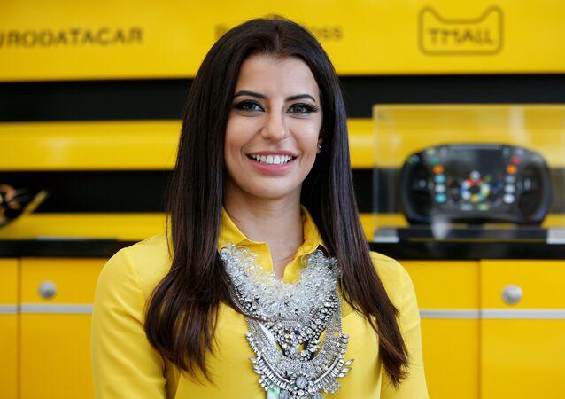 السعودية أسيل الحمد أول سعودية مشاركة في سابقات فورمولا 1، 24 يونيو/حزيران 2018