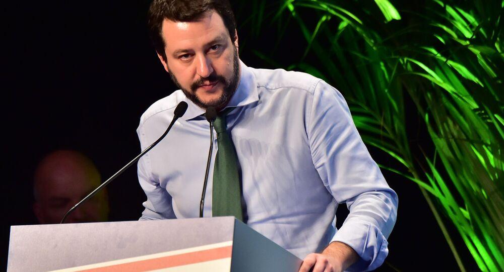 ماتيو سالفيني