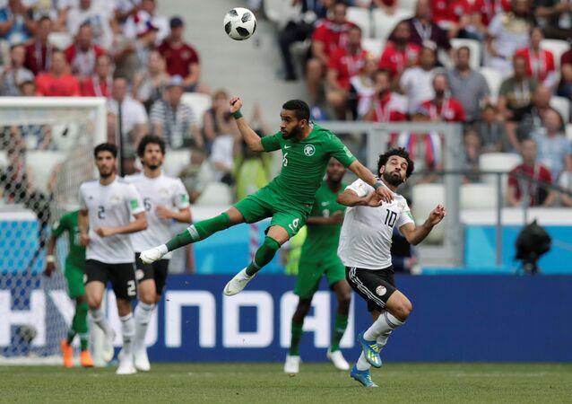 مباراة مصر والسعودية