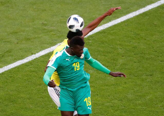 السنغال وكولومبيا
