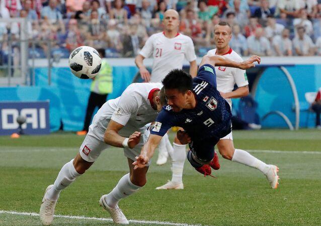 مباراة اليابان وبولندا