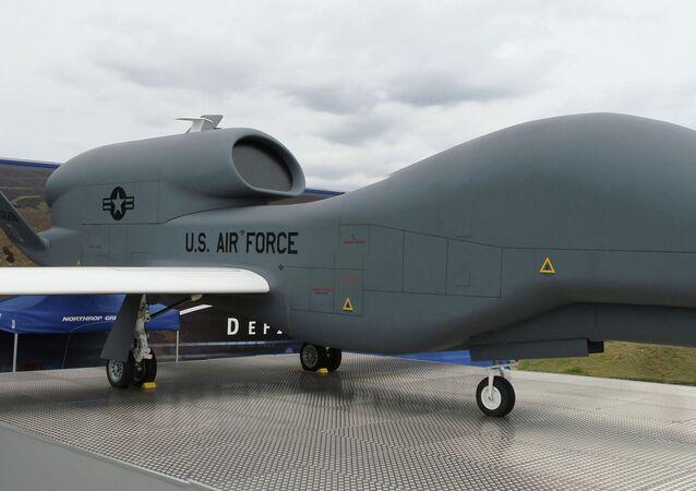 T RQ-4 Global Hawk