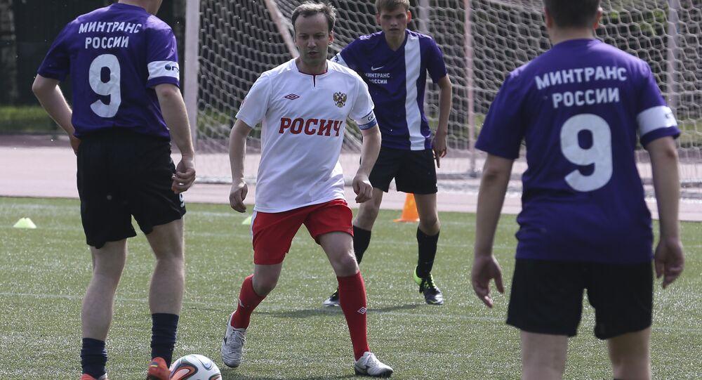 وزير التطور الاقتصادي الروسي مكسيم أوريشكين