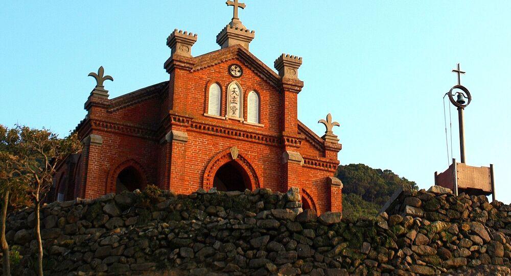 كنيسة نوكوبي في اليابان