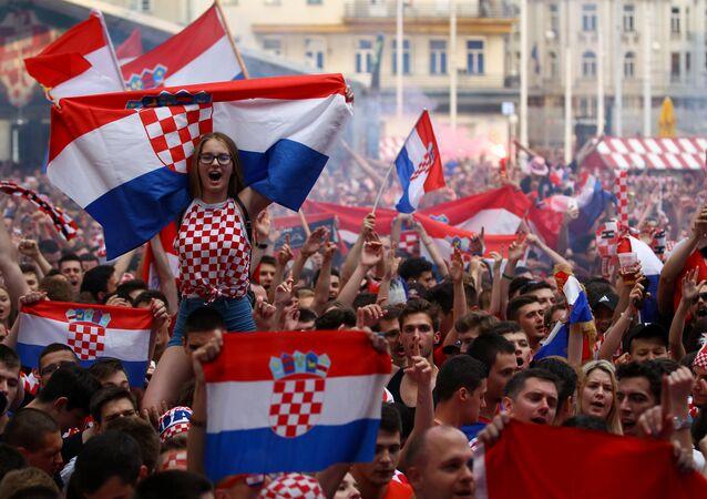 جماهير كرواتيا
