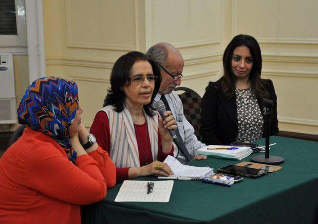 ندوة المركز الثقافى الروسي بالقاهرة