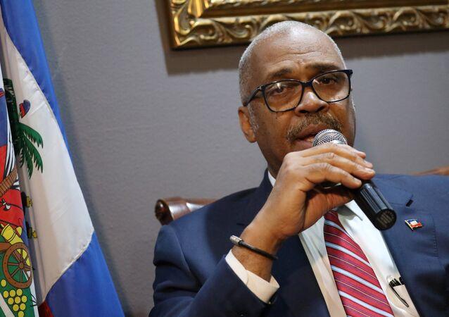 رئيس وزراء هايتي جاك غاي لافونتانت