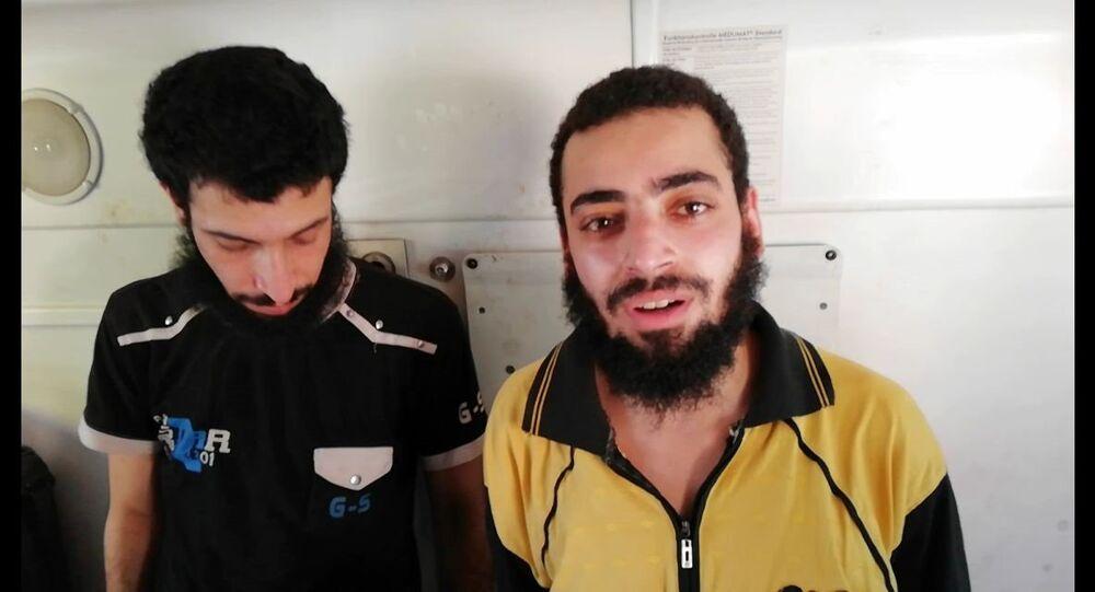 تحرير المخطوفين في درعا برعاية روسية