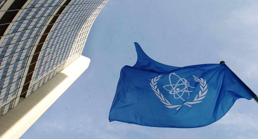 الوكالة الدولية للطاقة الذرية في فينا