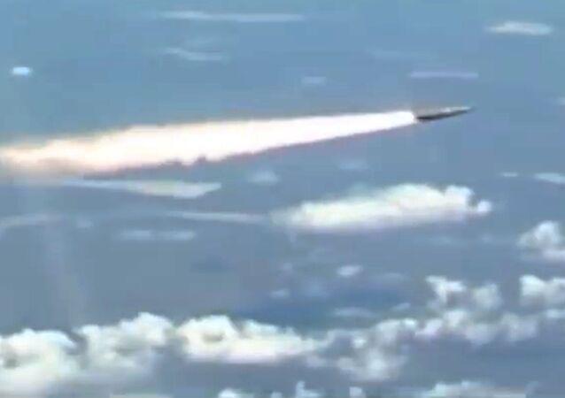 إطلاق صواريخ كينجال، وزارة الدفاع، روسيا