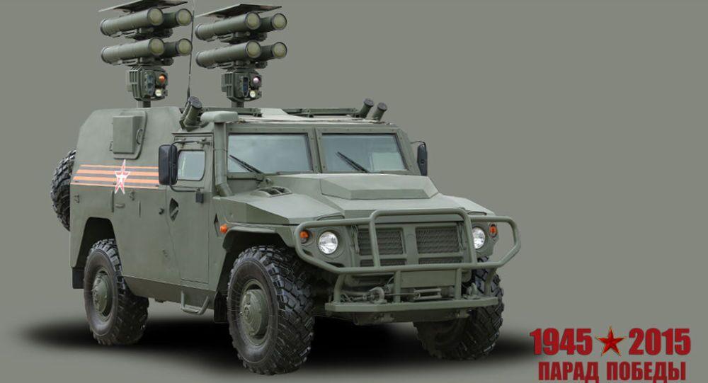 نظام كورنيت-دي1 الصاروخي المضاد للدبابات