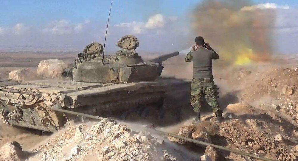 قائد قوات عشائر بني عز: معركة إدلب بالتنسيق مع روسيا وبمساندتها