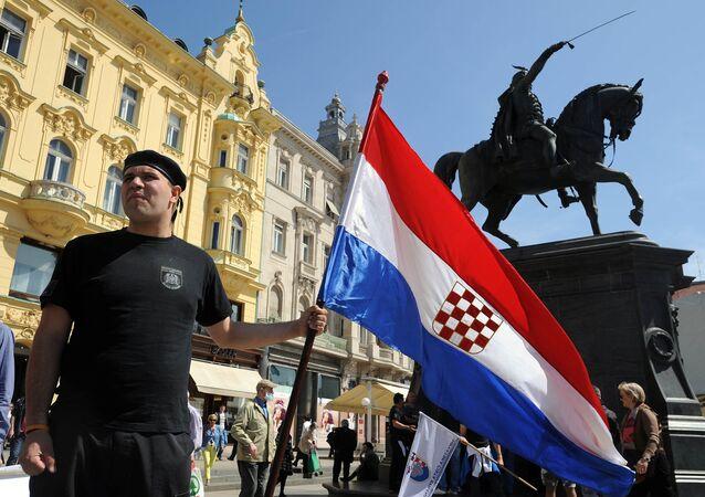 عاصمة كرواتيا زغرب