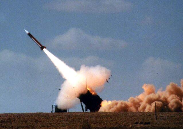 منظومة الدفاع الجوي الإسرائيلية باتريوت