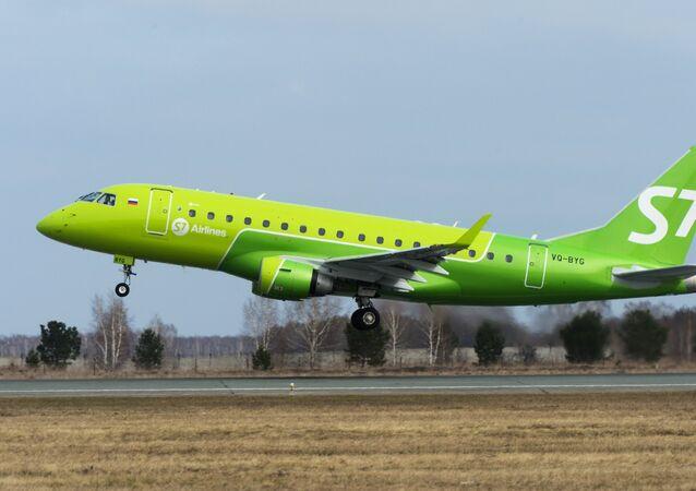 شركة الطيران الروسية إس 7