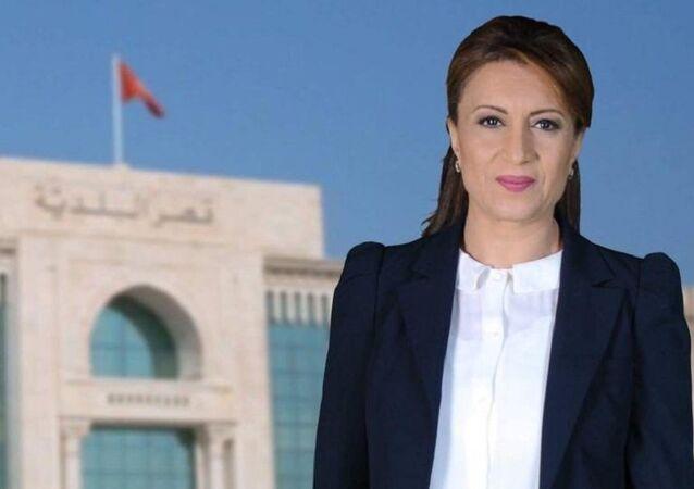 سعاد عبد الرحيم مرشحة حزب النهضة لرئاسة بلدية تونس