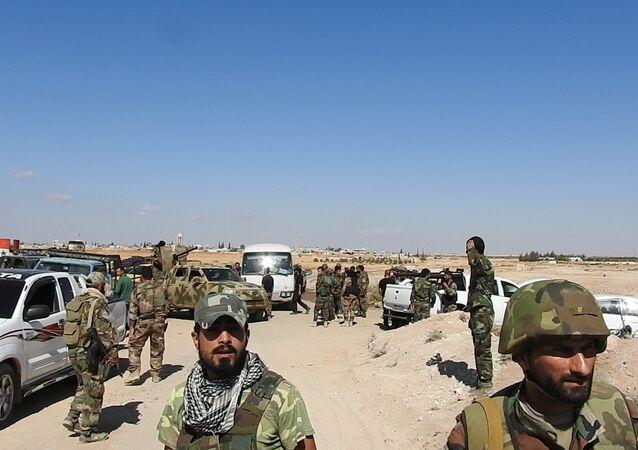 قائد عشائري: الآلاف من مقاتلينا المتمرسين سيساندون الجيش السوري في معركة تحرير إدلب